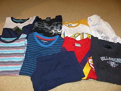 Boys Mixed Lot Clothes, Size 8, Some New