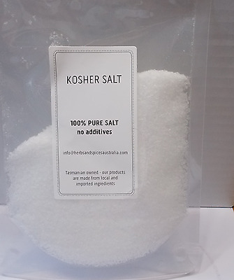 Kosher salt 1 kilo bulk pack