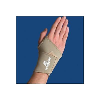 Thermoskin Universal Wrist Wrap, Beige, Small/Medium [Health and Beauty]