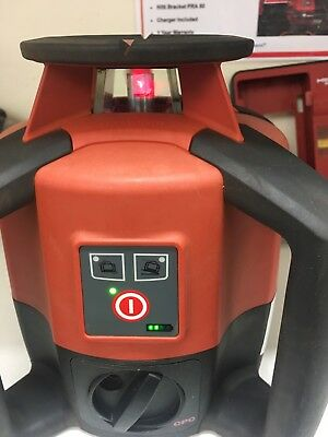Hilti PRE 3 Laser Level with PRA 20 Increment  Receiver Serviced&Calibrated