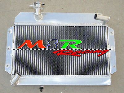Alloy Radiator Fits For ROVER/MG MGA 1500/1600/1622/DE-LUXE