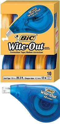 White Out Correction Tape Writing Erasing Tool School Office Supplies Gadgets