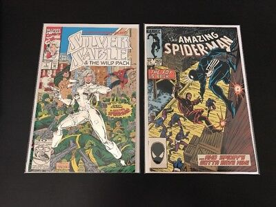 Amazing Spider-Man No. 265 & Silver Sable 1 - First Appearance Of SILVER SABLE