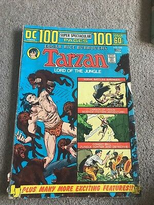 Tarzan   Lord Of The Jungle   No.230    :: 100pg. Super Spectacular ::