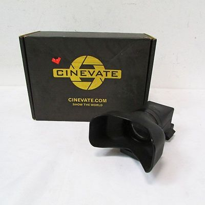 Cinevate Cyclops Viewfinder w/ Sled IOB CICYCL001