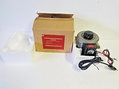 Variable Auto Transformer Tenma 72-110 with Built-in Amp Meter