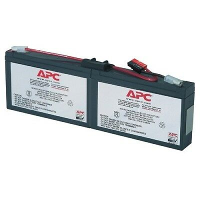 APC Replacement Battery Cartridge #18 - Maintenance-free Lead Acid Hot-swappable