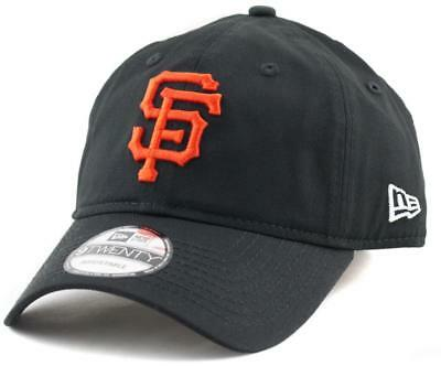 San Francisco Giants New Era MLB Team 9Twenty Hat Genuine Baseball Cap