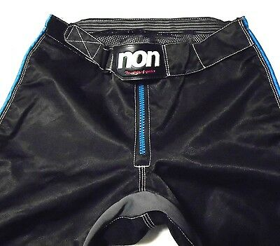 NON The Origin of Species Motorcycle Riding Pants Mens 32 Kevlar Knees NWOT 3