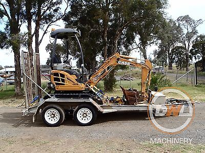 Ata 3000Kg Atm Mini/excavator/loader/dingo/bobcat/skid Steer/kanga/trailer