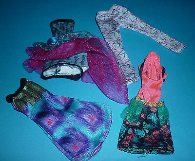 Assorted Monster High Doll Clothes for Play/OOAK/Customise