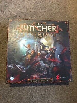 The Witcher Adventure Game (Board Game)