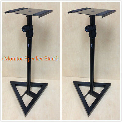Two(x2) SS015 Speaker Stand for Home Theatre Monitor,Speaker,Floor Stand Sound