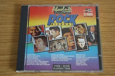 CD  -  OLDIES - Absolute Collection - Rock Highway