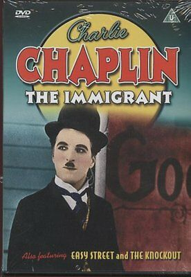 Charlie Chaplin . - The immigrant ( DVD )