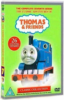 Thomas - The Classic Collection Vol.7 (DVD, 2008)