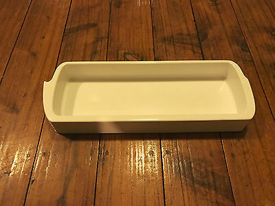 Genuine Fisher and Paykel Small Left-Hand White Door Shelf: 882145