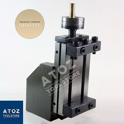 Mini Vertical Slide 90 x 50 mm instant Milling Operation on Lathe Machine - ATOZ