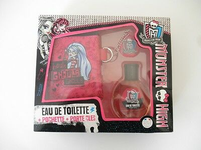 coffret parfum monster high