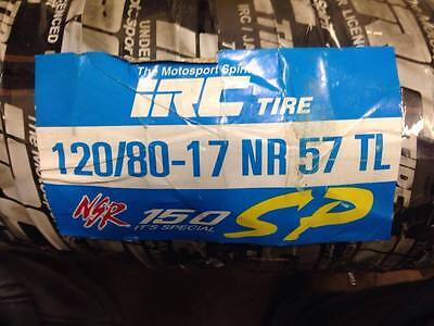 Honda Nsr150Sp Irc 120/80-17 Original Equipment Rear Tyres Clearance Sale