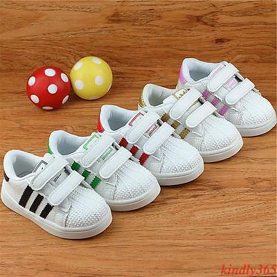 Hot Kids Boys Girls Child Sports Running Shoe Baby Infant Casual Shoes 1-12Y