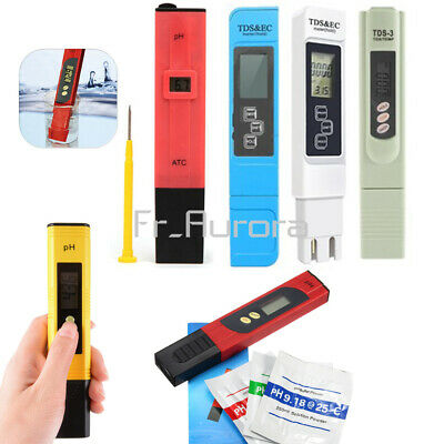 Digital PH Meter/TDS LCD Tester Lab/PH Testpapier For Aquarium Pool Hydroponic