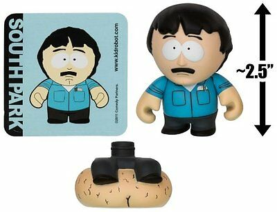 Kidrobot South Park Series 1 RANDY MARSH Vinyl Figure MINT Only Opened to Verify
