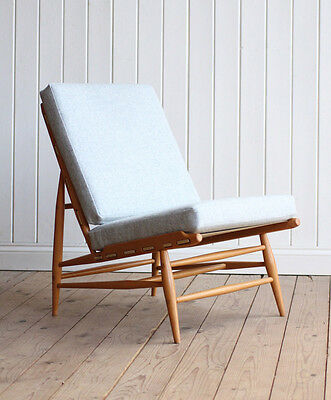 Vintage Retro Ercol Modular 427 Lounge Chair Mid Century