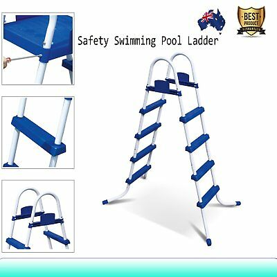 Removable Safety Swimming Pool Ladder Accessories Above Ground For Summer 180CM