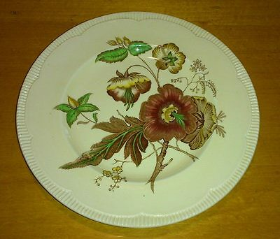 Vintage CLARICE CLIFF  ENTREE PLATE