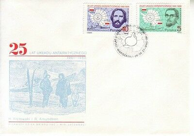 Poland - Special Events, People & Anniversaries (2no. PO/Other  FDC's) 1982-86
