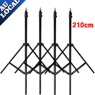 210CM Photo Light Stand Tripod For Softbox Umbrella Bracket Studio Lighting Kit