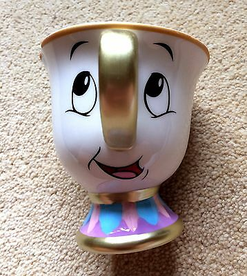 Disney Chip Mug Cup Homeware Beauty and the Beast Women's Children's Primark
