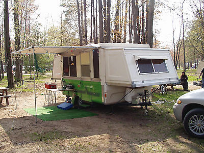 Apache Pop Up Popup Camper 1978 Royal Hard Sided