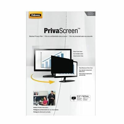Fellowes 21.5in Widescreen PrivaScreen Privacy Filter 4807002 [BB66017]