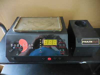 Spectravision BODYSCAN 2010 by (Phazx) aka Veridia  GSR Biofeedback Voll Device
