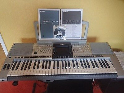 yamaha psr 3000 electronic keyboard picclick uk. Black Bedroom Furniture Sets. Home Design Ideas