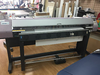 Mimaki Jv3 160sp havent used in years/sold as is