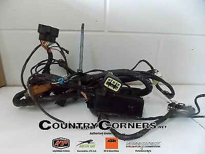 USED Arctic Cat 650 H1 10-12 Wiring Harness 0486-345