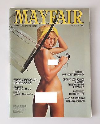 MAYFAIR Magazine Vol. 10, No. 1, January 1975.