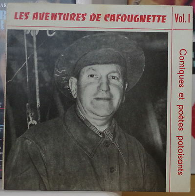 Felix Fougnie Les Aventures De Cafougnette Vol.1 French Sp Le Terroir