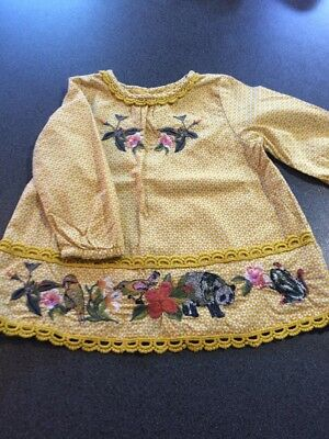 Baby Girl 3-6 Months Next Top Blouse