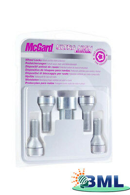 Locking Wheel Bolts- Ultra High Security. Brand- Mcgard Code 27226Slfd