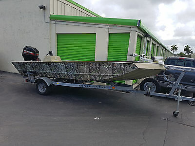 2002 18FT Tracker Grizzly w/ 75HP Mercury