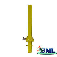 Fold Down Security Parking Post. Brand- Maypole Code 9739Fd