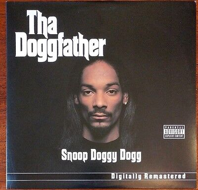 Snoop Doggy Dogg - Tha Doggfather. DRR 63010-1. EX+/EX. US 2XLP Vinyl Record The