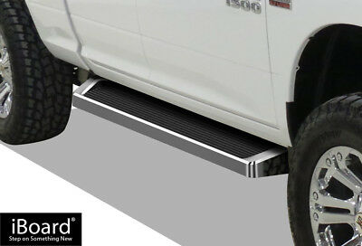 iBoard Running Boards Style Fit 09-18 Dodge Ram 1500 Quad Cab