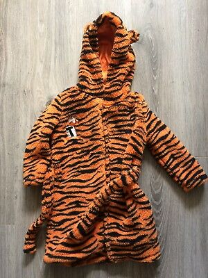 Disney Tigger Dressing Gown 18-24 Month New