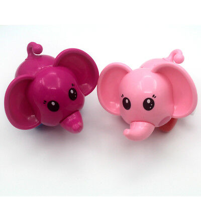 Cute Small Toys Baby Cartoon Animal Infant Elephant Wind Up Toys Gifts