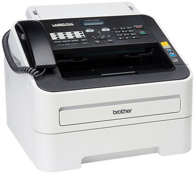New Brother High Speed Mono Laser Fax Machine Home Office Auto Document Feeder